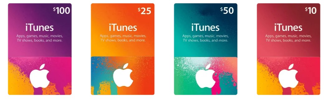Would you like to buy a US iTunes Gift Card abroad?